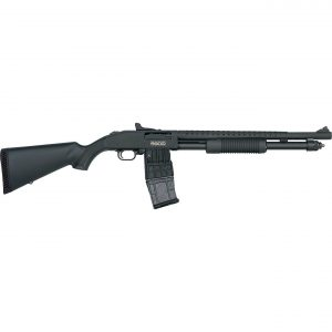Mossberg 590M Shockwave Mag-Fed 12 Gauge Pump-Action Shotgun
