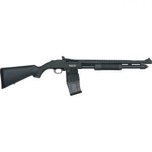 Mossberg 590M Shockwave Mag-Fed 12 Gauge Pump-Action Shotgun