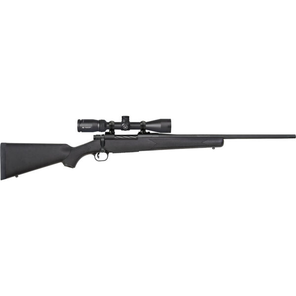 Mossberg Patriot Synthetic .243 Winchester Bolt-Action Rifle with Vortex Scope