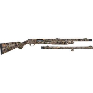 Mossberg 535 ATS Turkey/Deer Mossy Oak 12 Gauge Pump-Action Shotgun Set
